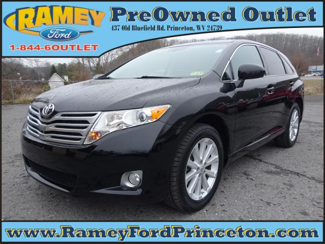 2012 toyota venza le cars for sale for Ramey motors princeton wv
