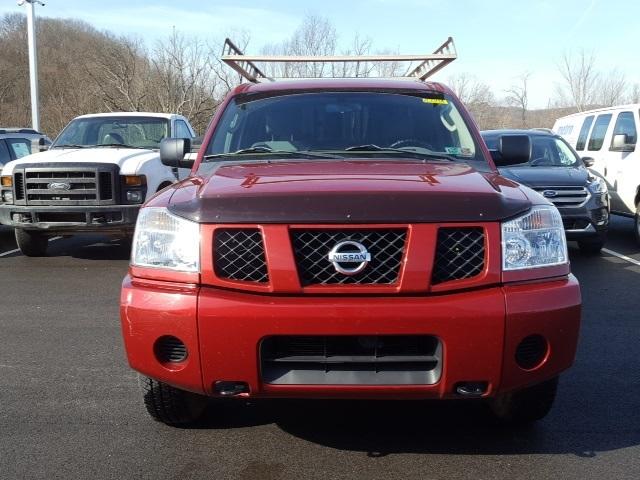 2005 Nissan Titan Pickup Truck, 3
