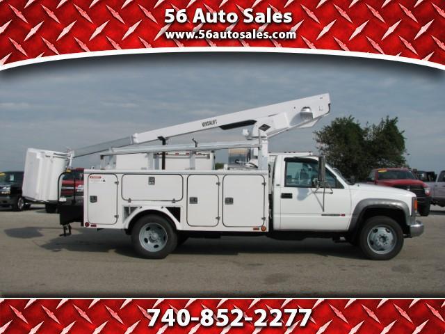 2002 Gmc Sierra 3500 Bucket Truck - Boom Truck