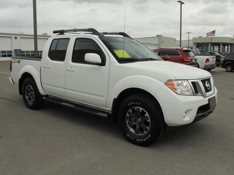 2014 Nissan Frontier Pickup Truck, 2