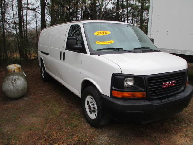 2010 Gmc Savana G3500 Cargo Van, 6