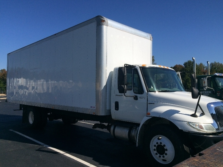 2011 International Durastar 4300 Box Truck - Straight Truck