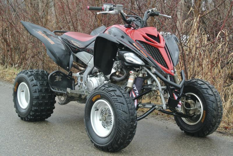 yamaha raptor 700 motorcycles for sale in fenton michigan