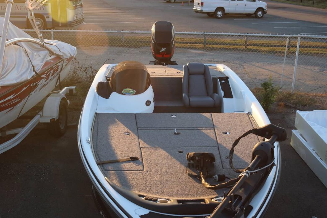 2005 Stratos PRO 195XL, 1