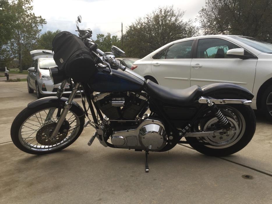 1999 Harley-Davidson FXR 2