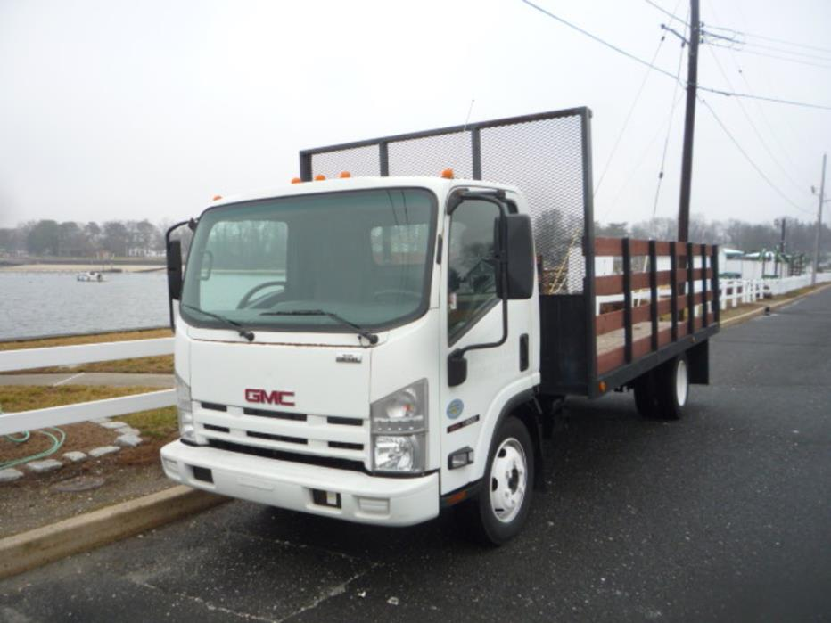 2009 Gmc W-5500  Stake Body Only