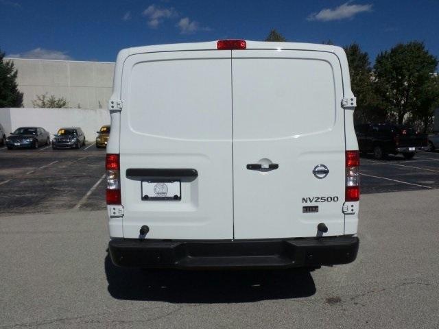2016 Nissan Nv2500 Hd Cargo Van, 6