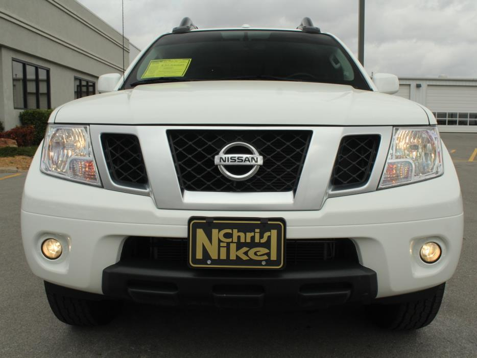 2014 Nissan Frontier Pickup Truck, 5