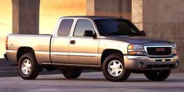 2004 Gmc Sierra 1500 Pickup Truck