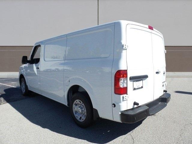 2016 Nissan Nv2500 Hd Cargo Van, 5