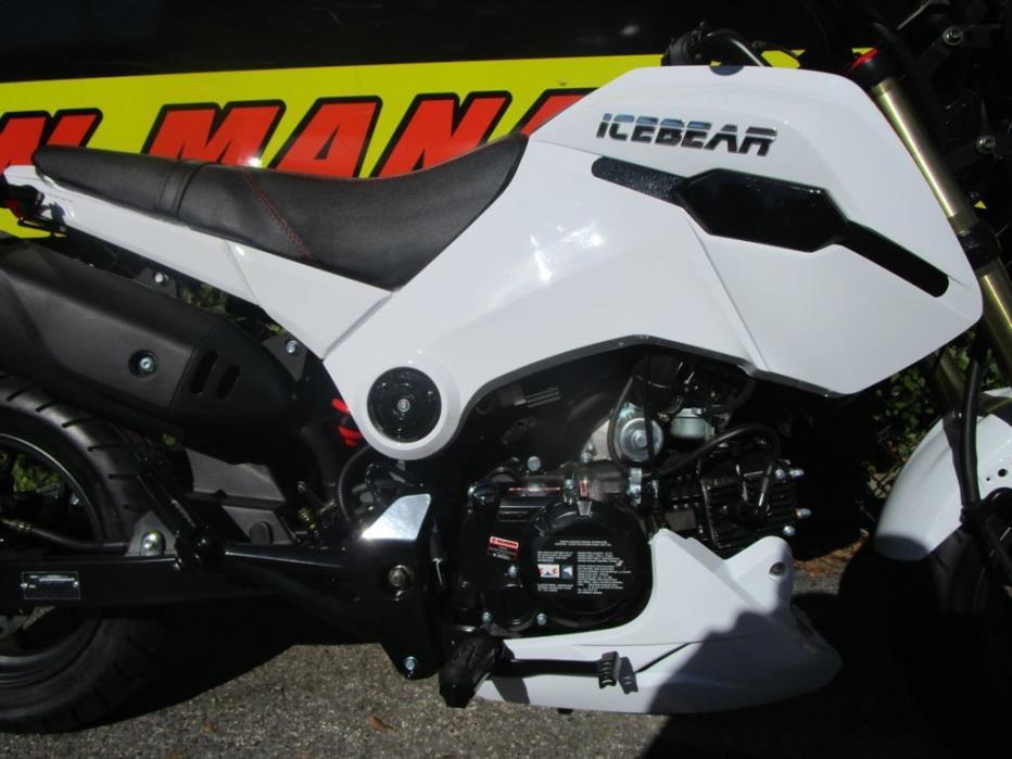2016 Ice Bear Fuerza 125cc