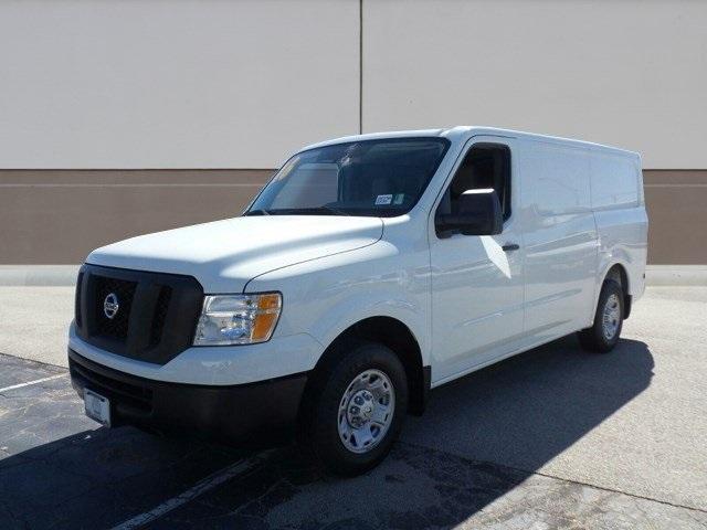 2016 Nissan Nv2500 Hd Cargo Van, 3