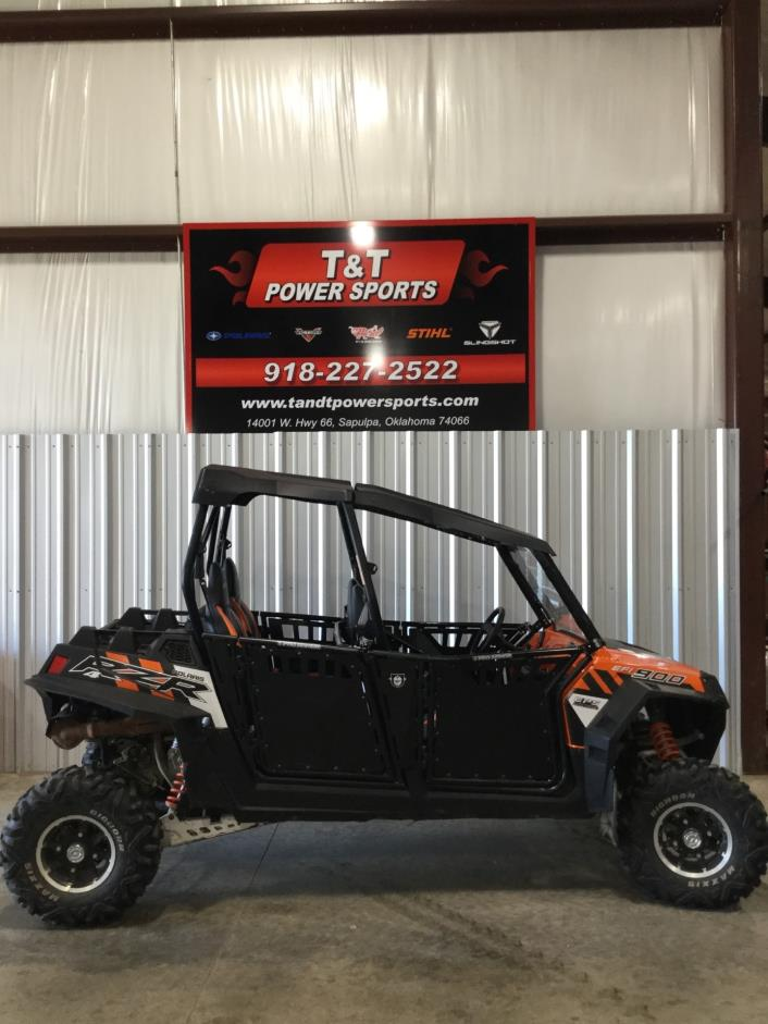 2014 Polaris Rzr 4 900 Eps Motorcycles For Sale