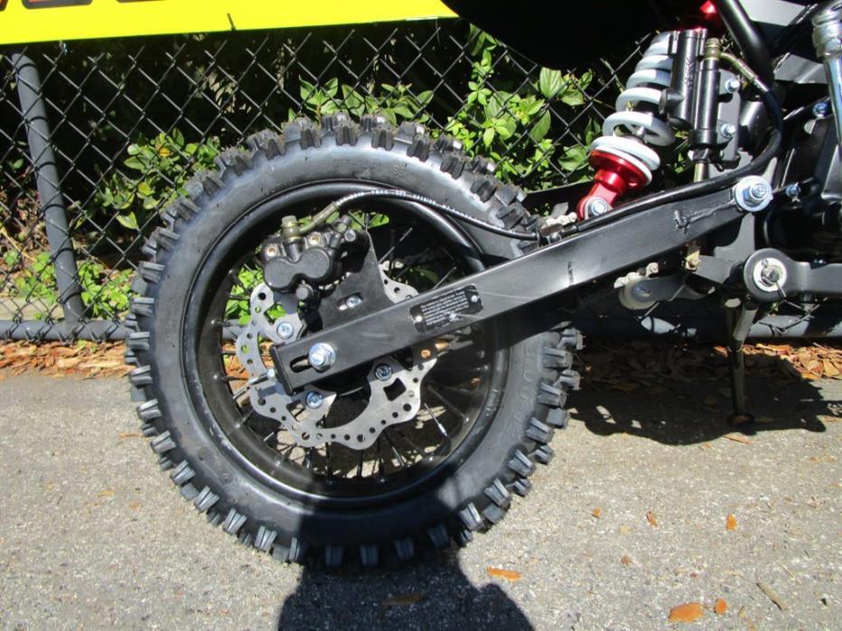 2016 Taotao DB-14 110cc Dirtbike