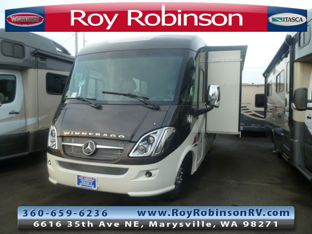 2017 Winnebago Via 25P