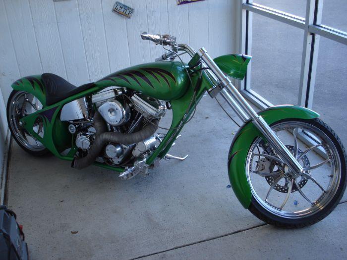 2004 Custom Bar Hopper Chopper