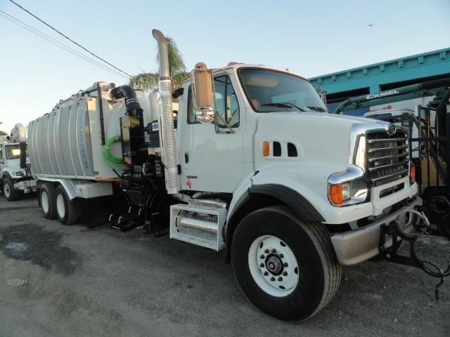 2008 Sterling L7500 Sewer Trucks