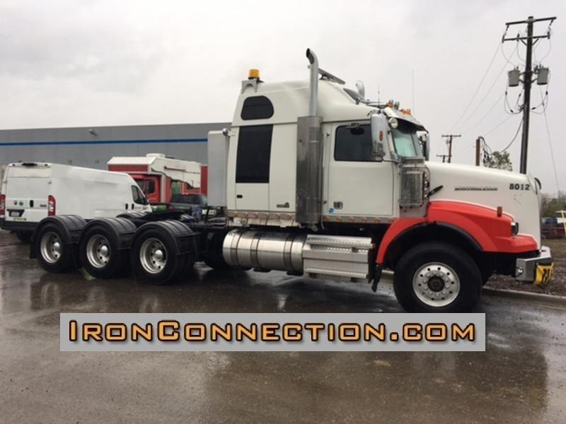 2012 Western Star 4900sa Conventional - Sleeper Truck