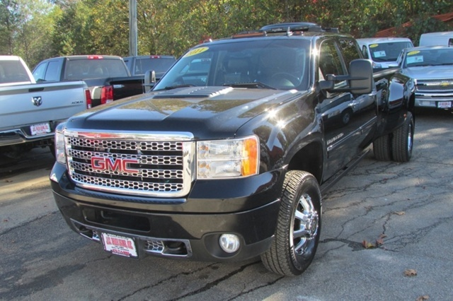 2011 Gmc Sierra 3500hd Pickup Truck