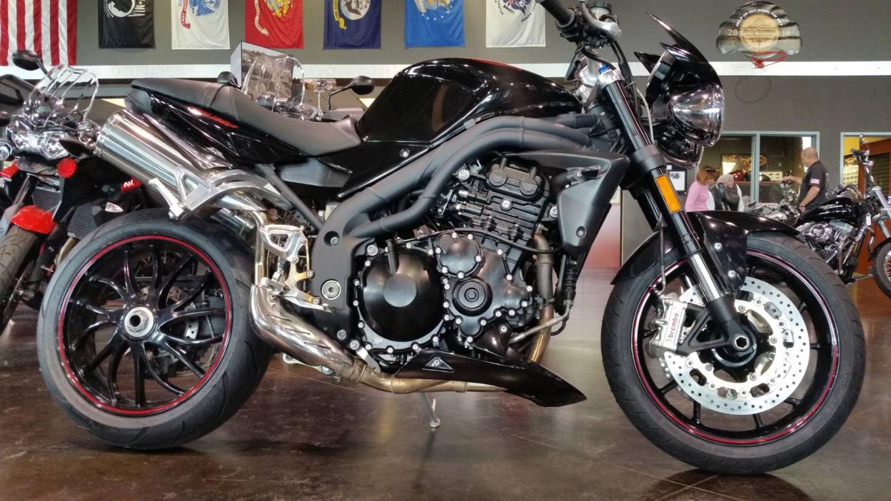 Triumph Speed Triple 15th Anniversary Motorcycles For Sale