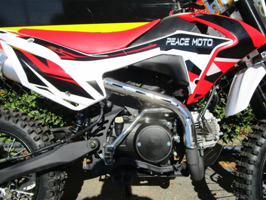 2016 Peace Sports XB-87 125cc Dirtbike