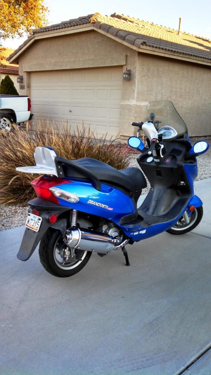 2006 Kymco GRANDVISTA 250