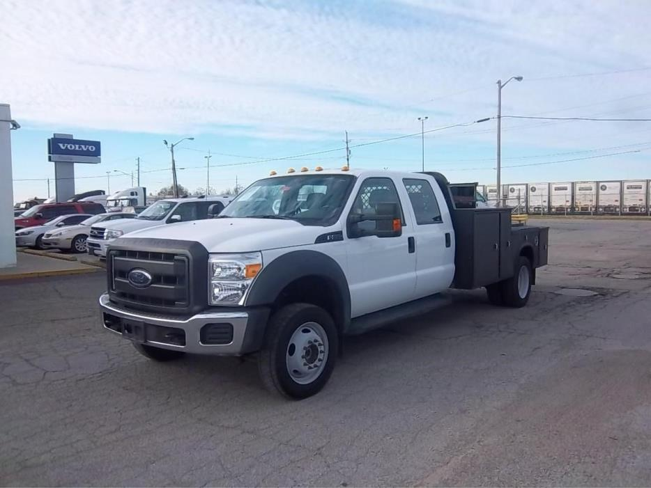 2015 Ford F550 Xl Sd  Utility Truck - Service Truck