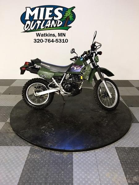 2000 Kawasaki KLR 250