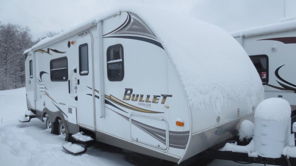 2012 Keystone Bullet 246RBS