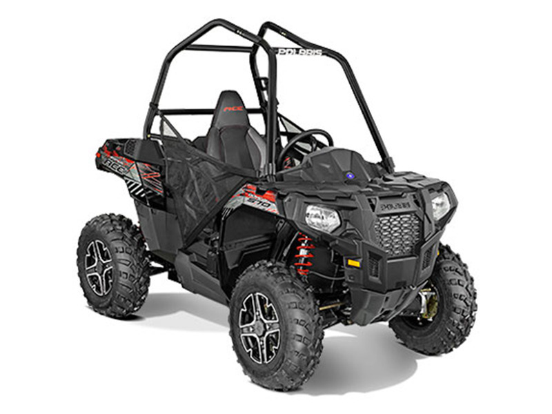 2015 Polaris ACE 570 SP Black Pearl Metallic