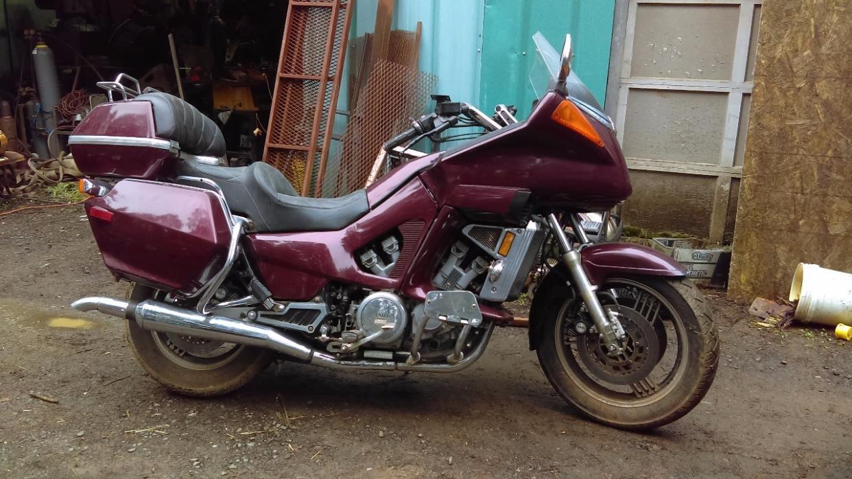 Rectifier//Regulator 1984 Yamaha XVZ1200D Venture Royale Street Motorcycle
