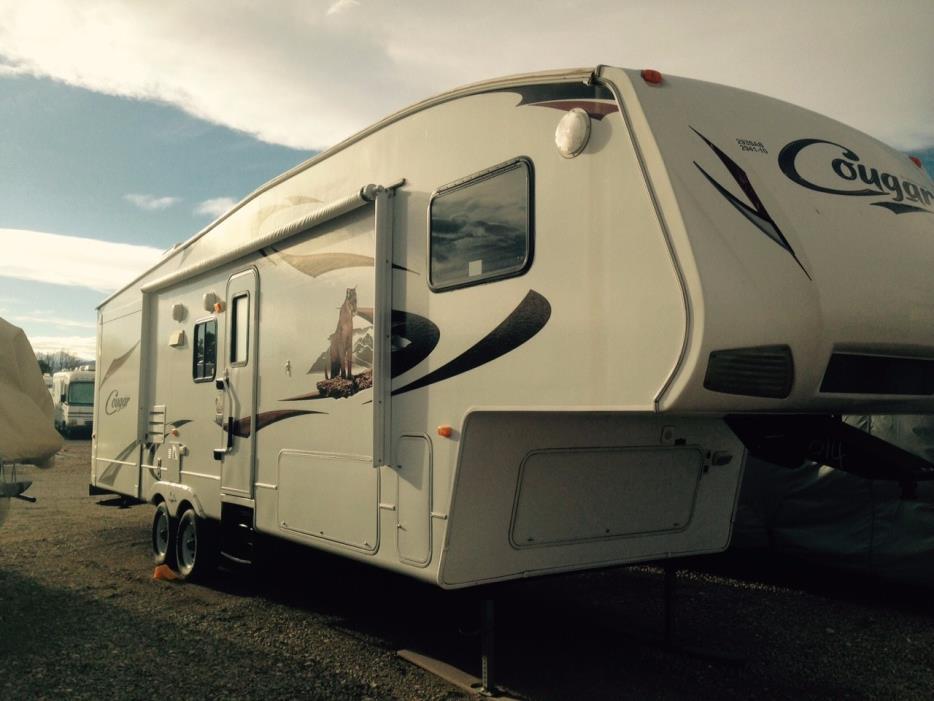 2010 Keystone COUGAR 293SAB