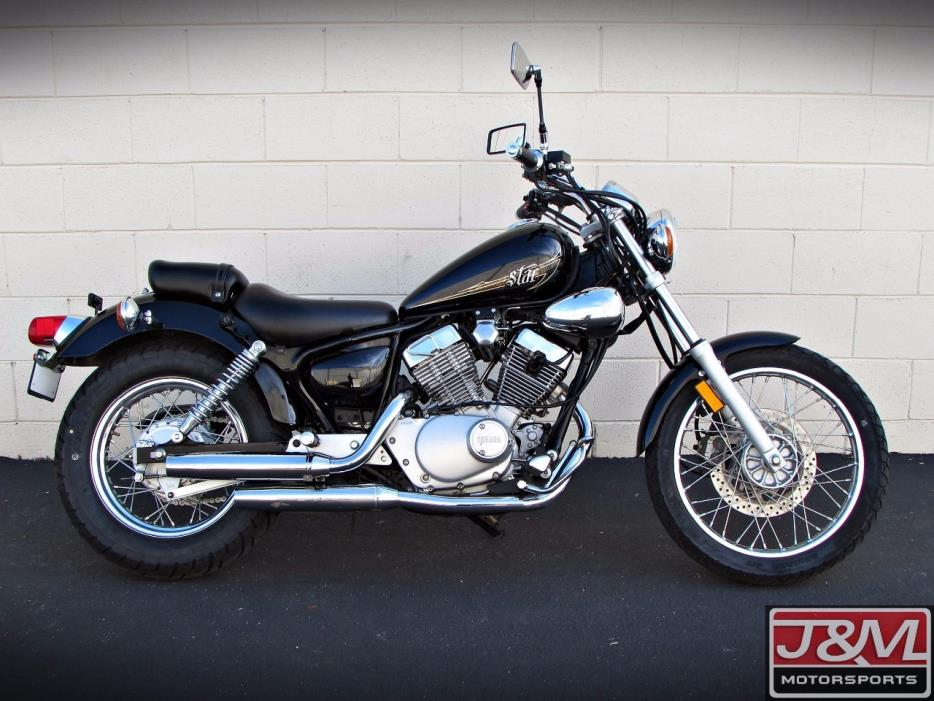 Yamaha v star motorcycles for sale in mountain view for Yamaha v star 250 for sale
