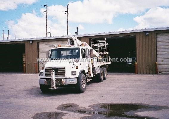 1999 Freightliner Fl80 Bucket Truck - Boom Truck