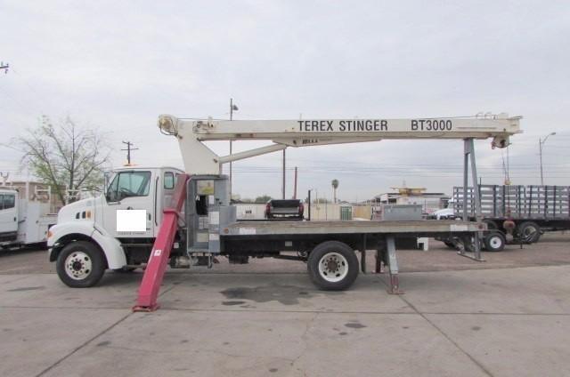 2000 Sterling L7500  Crane Truck