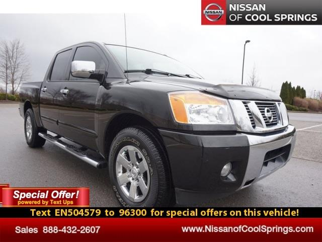 nissan titan tennessee cars for sale. Black Bedroom Furniture Sets. Home Design Ideas