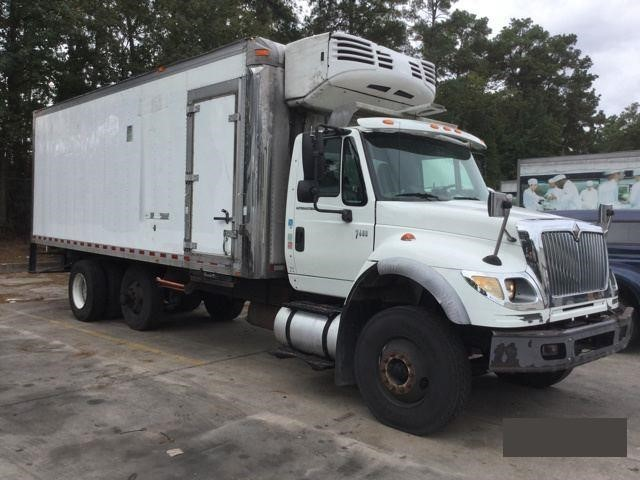 2006 International Workstar 7600  Refrigerated Truck
