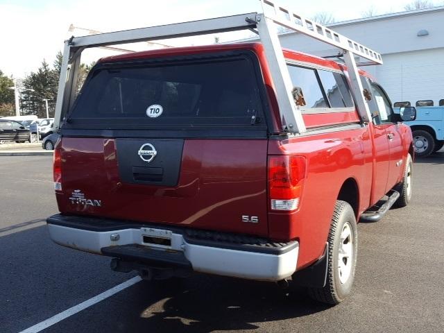 2005 Nissan Titan Pickup Truck, 7