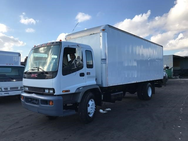 2006 Gmc T7500 Box Truck - Straight Truck