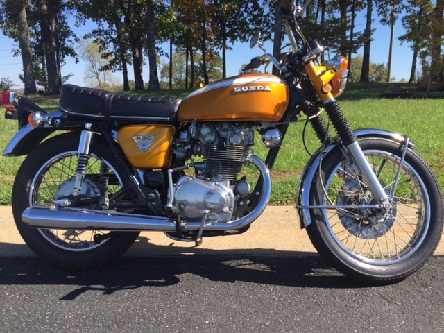1970 Honda CB 450
