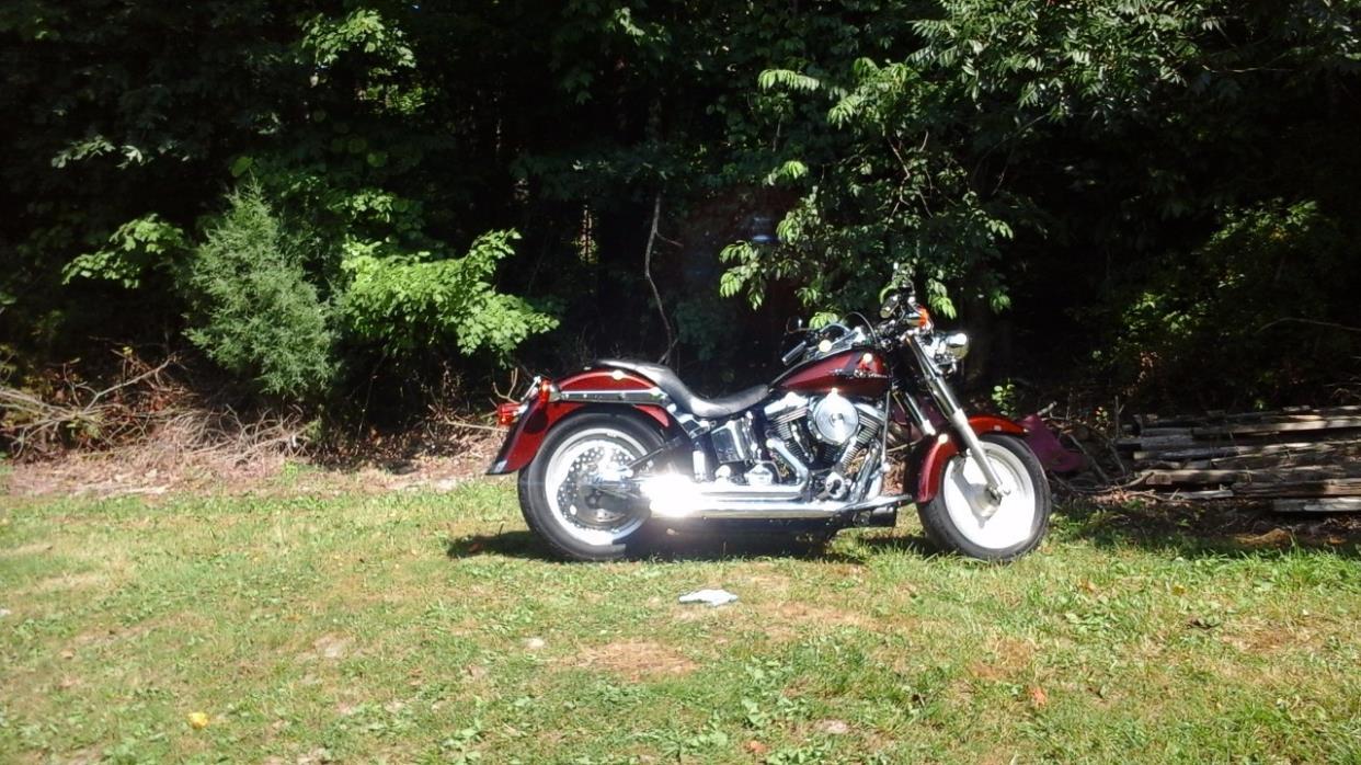 1997 Harley-Davidson FAT BOY