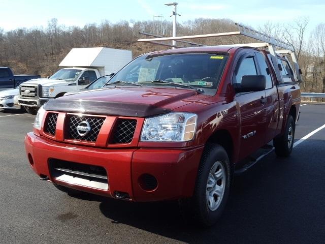 2005 Nissan Titan Pickup Truck, 2