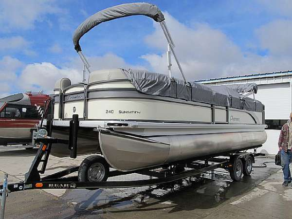 2014 PREMIER BOATS SunSation 240 SL, 1