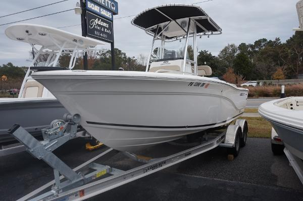 2015 Sea Fox 209 Commander, 0