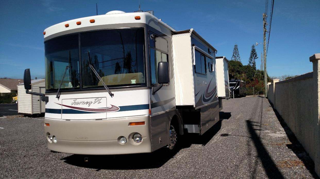 2003 Winnebago JOURNEY 34H