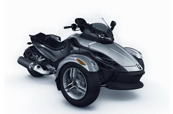 2009 Can-Am Spyder SM5