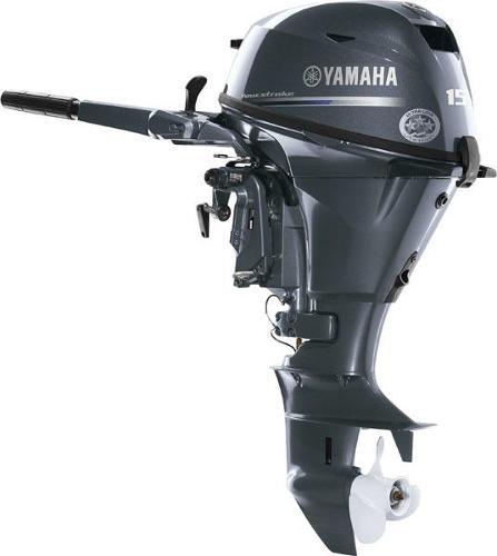 2003 YAMAHA F15LMHB