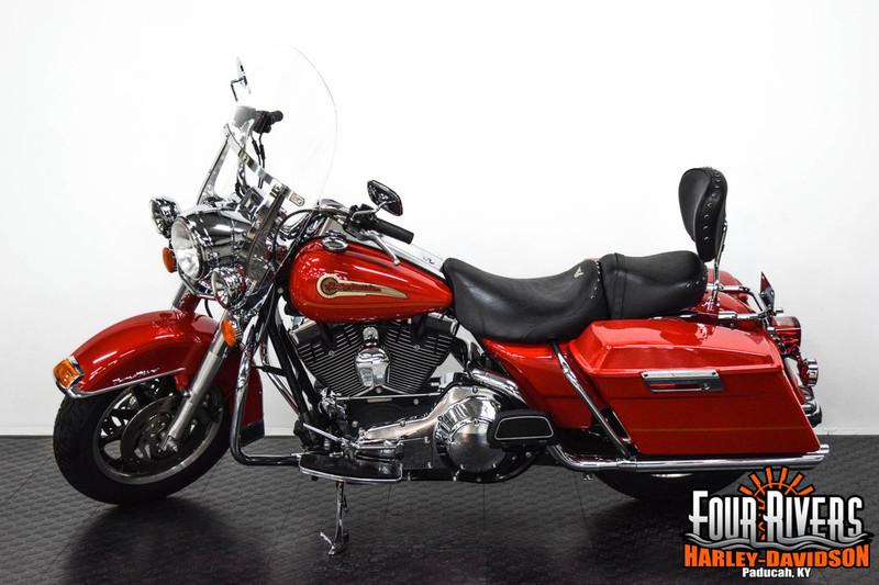 2002 Harley-Davidson FLHRI Road King Firefighter