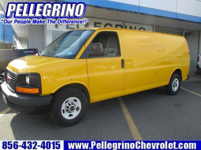 2011 Gmc Savana Cargo Van Cargo Van