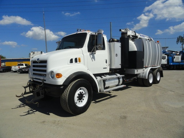 2006 Sterling L7500  Sewer Trucks